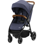 Wózek spacerowy | BRITAX Romer B-Agile R | Navy Ink/Brown