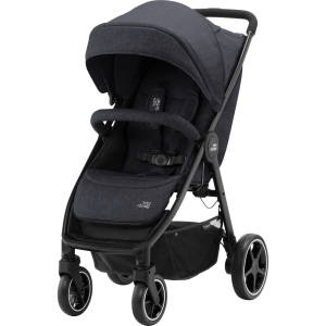 Wózek spacerowy BRITAX Romer B-Agile M Black Shadow