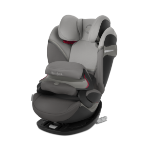 Fotelik Cybex Pallas S-Fix 9-36kg Soho Grey