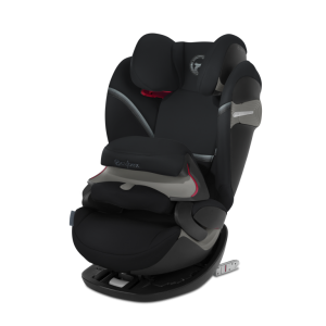 Fotelik Cybex Pallas S-Fix 9-36kg Deep Black