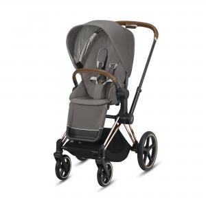 Wózek spacerowy Cybex Priam 2.0 Soho Grey Rosegold