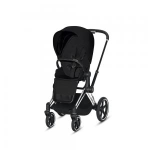 Wózek spacerowy Cybex Priam 2.0 PLUS Stardust Black Chrome Black