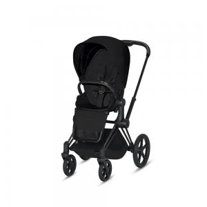 Wózek spacerowy Cybex Priam 2.0 PLUS Stardust Black Matt Black