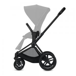 Wózek spacerowy Cybex Priam 2.0 PLUS Manhattan Grey Matt Black