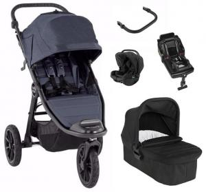 Wózek 4w1 Baby Jogger CITY ELITE 2 Carbon