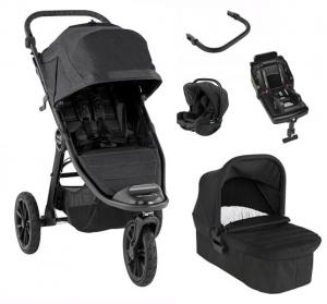 Wózek 4w1 Baby Jogger CITY ELITE 2 Granite