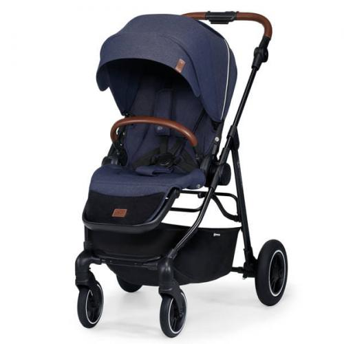 Wózek spacerowy KINDERKRAFT All road Imperial blue - eurowozki.PL