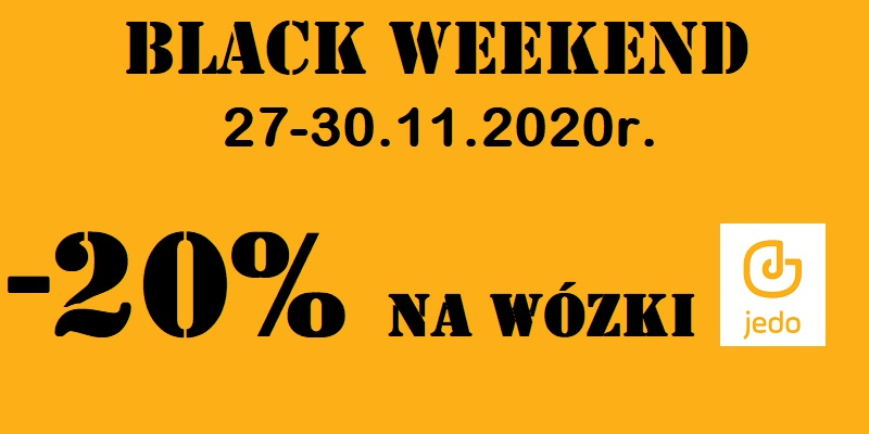 Black weekend Jedo